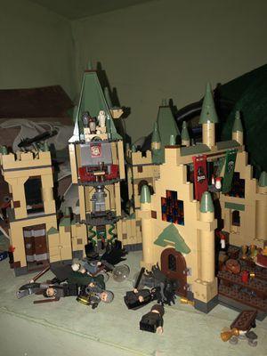 Full Harry Potter hogwarts lego set for Sale in Denver, CO