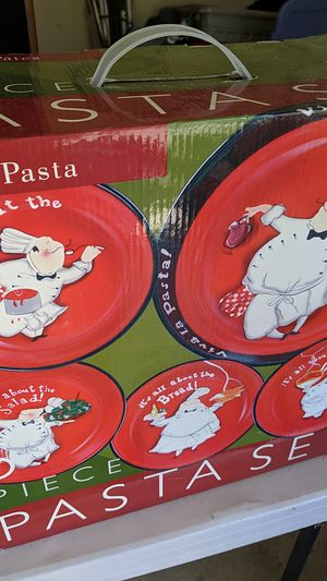 Pasta Set for Sale in Tuscaloosa, AL