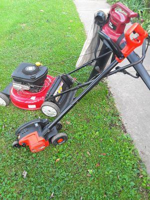 Toro push mower and more for Sale in Livonia, MI