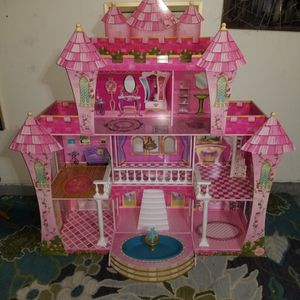 Large Wooden Barbie House for Sale in Las Vegas, NV