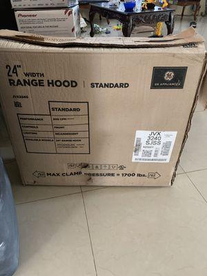 """24"""" stainless steel range hood for Sale in Frostproof, FL"""