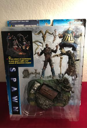 McFarlane Toys Spawn The Graveyard for Sale in Clovis, CA