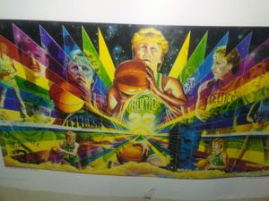 Vintage artist signed Officially licensed NBA LARRY BIRD POSTERS for Sale in Terre Haute, IN