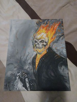 Ghost Rider Painting! for Sale in Lakeland, FL