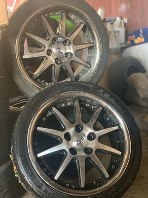 "5x114.3 18"" Rims for Sale in Oakland, CA"