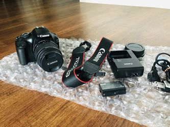 Canon 1100D /Rebel T3 for Sale in Centennial,  CO