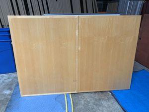 Pre-owned/Used Maple Veneer Visual/Presentation Board for Sale in Norwalk, CA