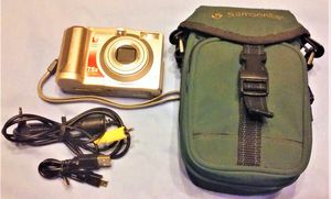 CANON Power Shot A20 Digital Camera 2.1 MB 7.5X Zoom Case and Manual, -- for Sale in Northfield, OH
