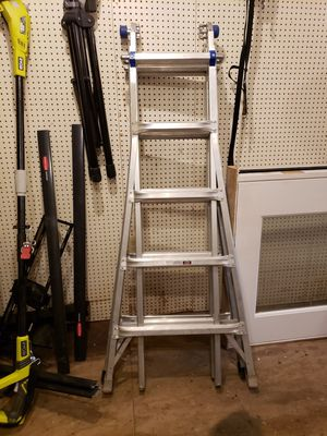 Werner ladder for Sale in Owings, MD