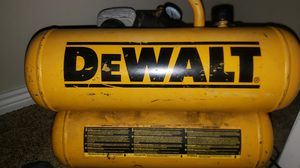 Dewalt compressor for Sale in Sandy, UT