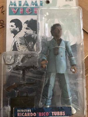 Miami Vice Rico Tubs Action figure for Sale in Philadelphia, PA