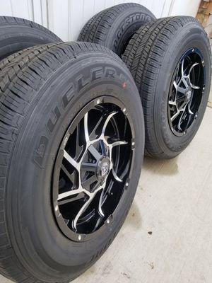 "18"" Prowler Wheels & Bridgestone Tires for Sale in Chicago, IL"