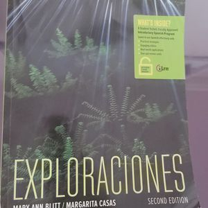 Explorations Second Edition for Sale in Waterbury, CT