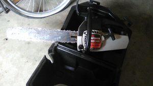 Craftsmen chainsaw 16 inch bar for Sale in Fresno, CA