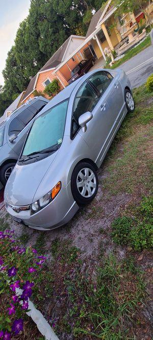 Honda civic 2008 for Sale in Tampa, FL