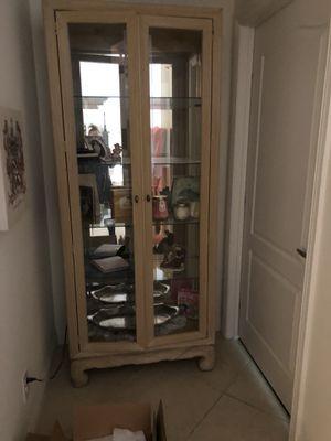 Curio Cabinet for Sale in Las Vegas, NV