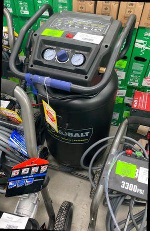 Kobalt 0332041 ‼️‼️‼️Air compressor EYX for Sale in Buda, TX