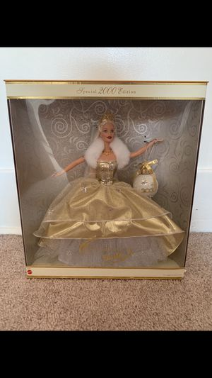 Holiday Barbie NEW for Sale in Pittsburgh, PA