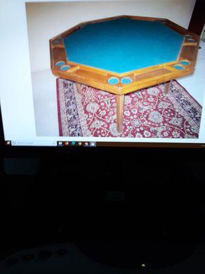 Vintage Card Table for Sale in Las Vegas, NV