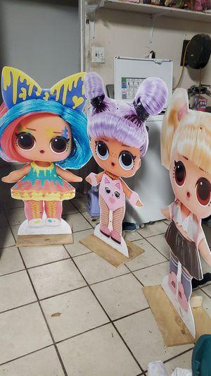 Lol surprise dolls for Sale in Fresno, CA