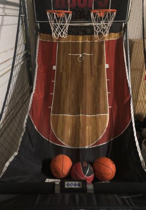 Basketball Hoops ESPN Homecourt for Sale in Menifee, CA