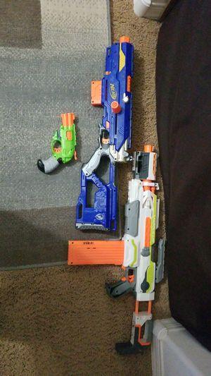 NERF guns (3) Modulus for Sale in Phoenix, AZ
