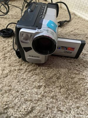 Samsung Camcorder like NEW for Sale in Lancaster, PA
