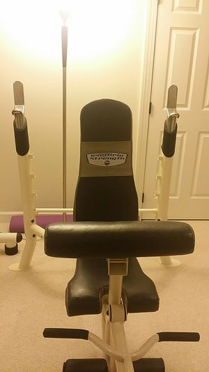 Ironman workout weight lift bench for Sale in South Riding, VA