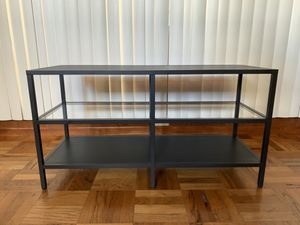 Black IKEA TV Stand for Sale in San Diego, CA