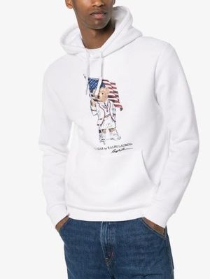 Brand new extra large vintage Polo hoodie sold out everywhere for Sale in Pawtucket, RI