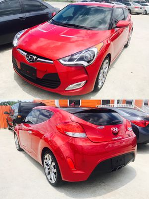 2015 HYUNDAI VELOSTER CLEAN TITLE LOW DOWN for Sale in Bellaire, TX