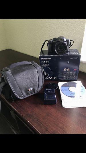 Lumix FZ35 Panasonic Digital Camera for Sale in Homestead, FL