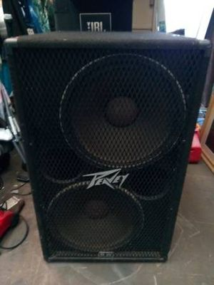 """Peavey DTH 15"""" Dual Subwoofer for Sale in Tampa, FL"""