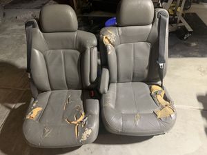 2000 Silverado seats for Sale in Victorville, CA