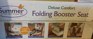 Summer folding booster seat for Sale in Arlington, VA