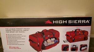 High Sierra 36' wheeled duffle bag for Sale in Sun City, AZ