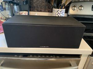 Cambridge Audio Aero 5 Center Channel Speaker for Sale in Yorktown, VA