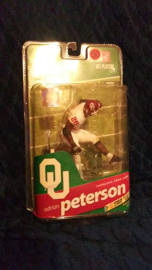 Adrian Peterson Figure for Sale in Baltimore, MD