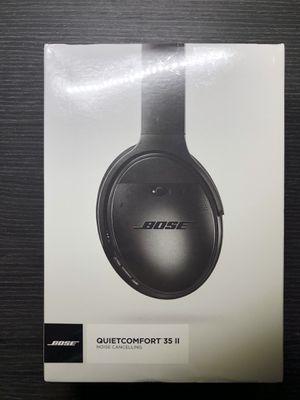 Bose QC35 II WIRELESS HEADPHONES for Sale in Seattle, WA