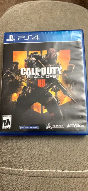 Call Of Duty Black Ops 4 for Sale in Lincoln, NE