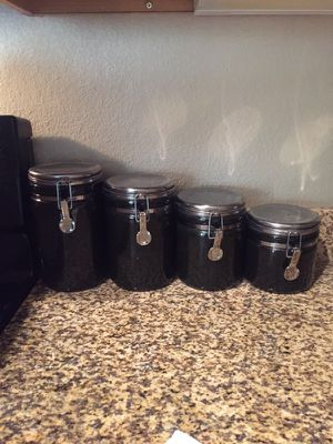 Kitchen canisters for Sale in Austin, TX