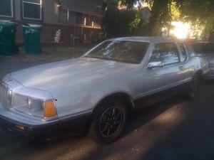 1984 Mercury cougar for Sale in Stockton, CA