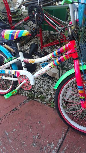 20 inch girls bike for Sale in Carol City, FL