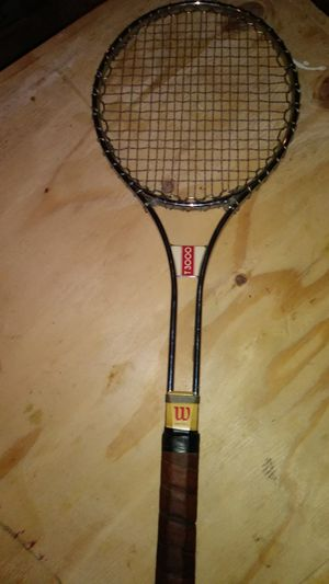 Wilson tennis racket for Sale in Victoria, TX