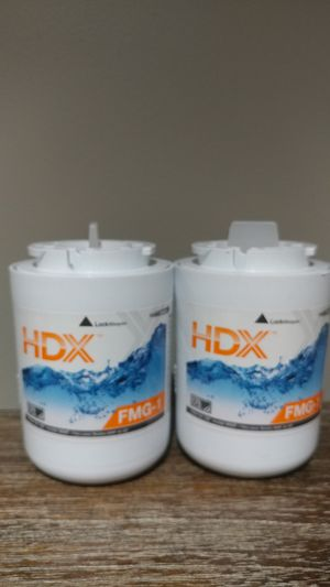 New not in original packaging (Two) HDX-FMG-1 replacement filter for GE model MWF refrigerator for Sale in Oak Ridge, TN