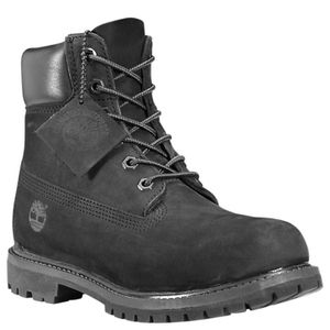 BLACK TIMBERLAND BOOTS for Sale in Waterbury, CT