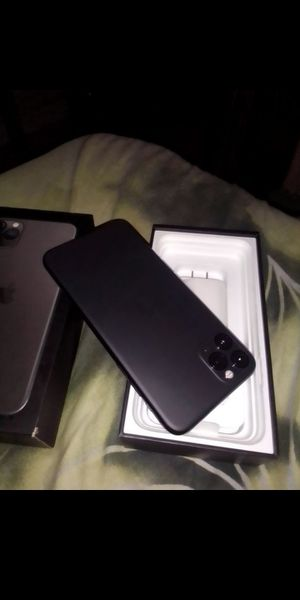 iPhone 11 pro max for Sale in Columbus, OH