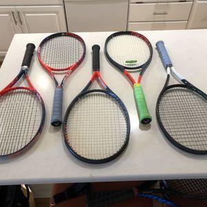 Tennis Racket for Sale in Mountlake Terrace, WA