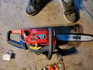 2 chainsaw and a power wash for Sale in Gaithersburg, MD