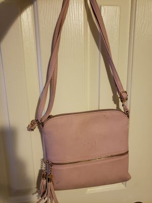 Light pink small hand bag for Sale in Bluffdale, UT